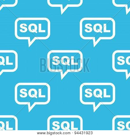 SQL message pattern