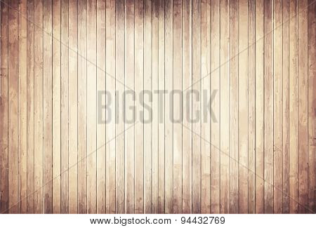 Light wooden texture with vertical planks  floor, table, wall surface