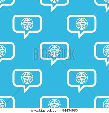 Global network message pattern