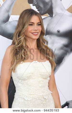 LOS ANGELES - JUN 25:  Sofia Vergara at the