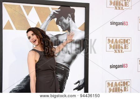 LOS ANGELES - JUN 25:  Andie MacDowell at the