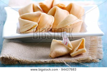 The Fortune Cookies