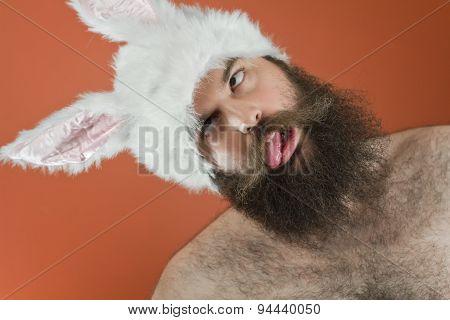 Dead Bunny Man