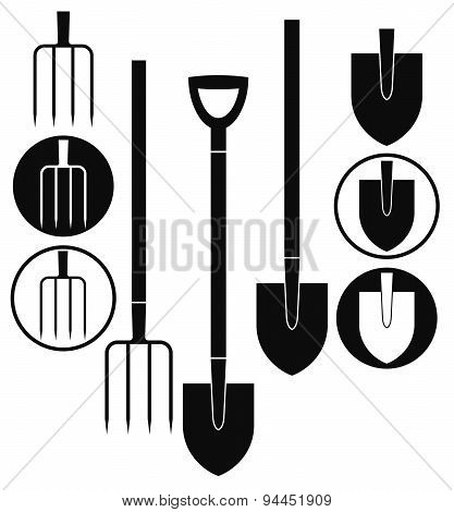 Shovels and Pitchforks