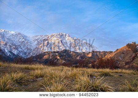 Mountains Range