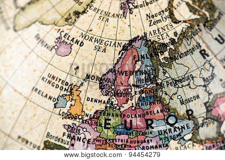 Globe Northern Europe