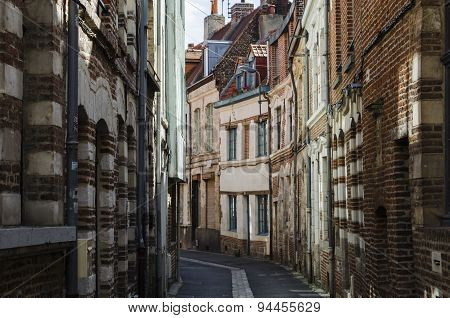 Architecture in Lille, France