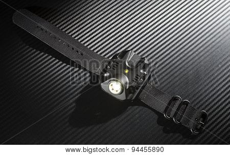 Wrist Mounted Light