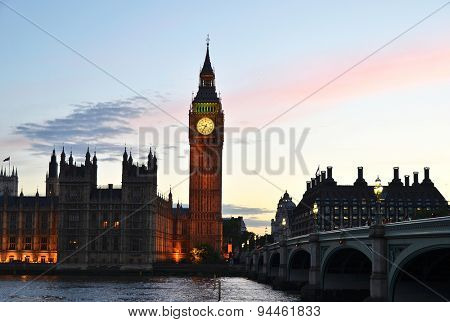 UK Parliament, London