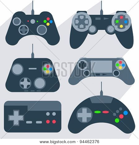 Set gamepad icons