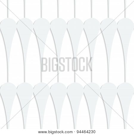 Paper White Solid Clubs