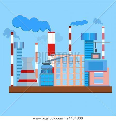 Plant architecture tubes smoke