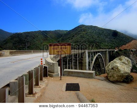 Big Sur Coast - Bixby Bridge