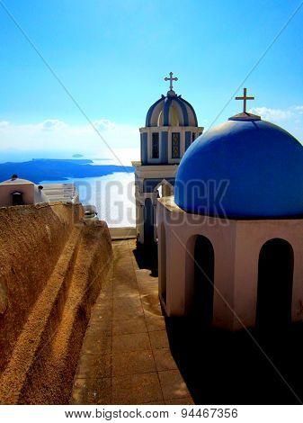 Greek Alignment - Santorini