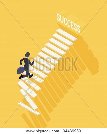Way to success in business