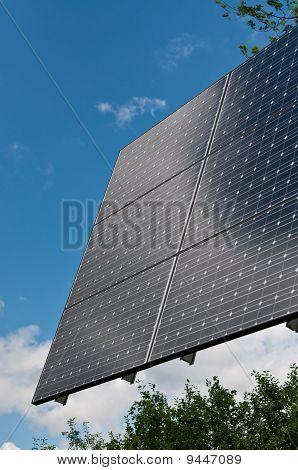 Renewable Energy - Photovoltaic Solar Panel Array