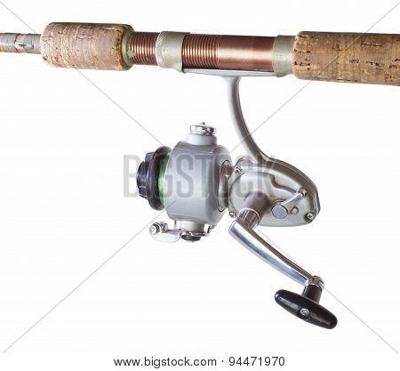 Old Fishing Reel