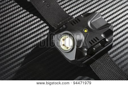 Lighted Flashlight