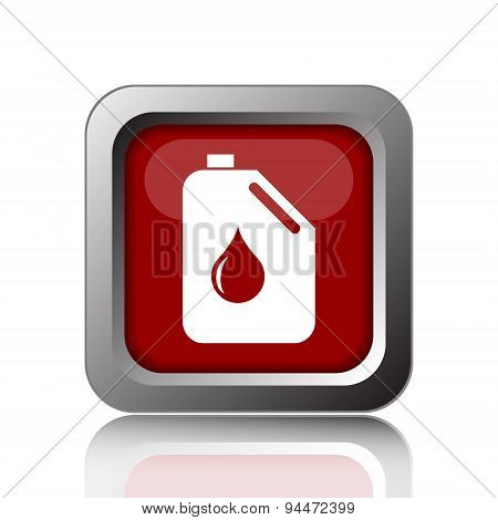 Oil Can Icon