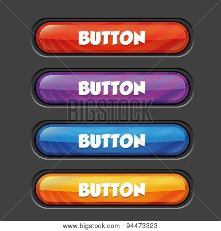 Set colorful buttons