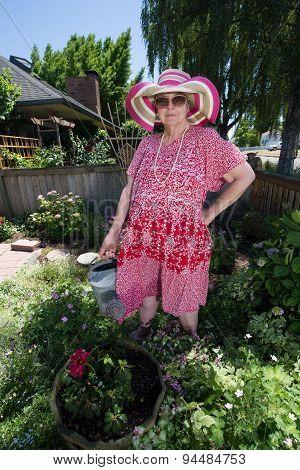 Outrageous Gardener