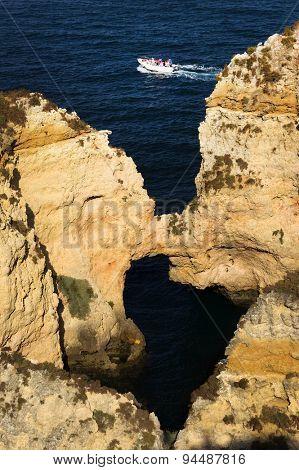 Ponta da Piedade, Algarve region, Portugal