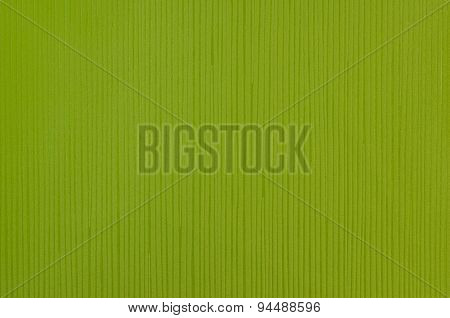 Fabric Texture Green Background