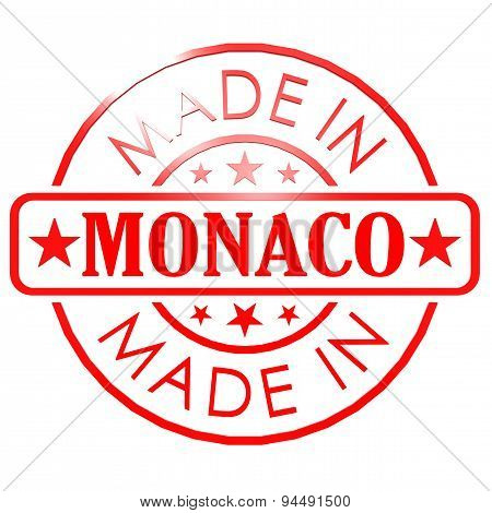 Made In Monaco Red Seal