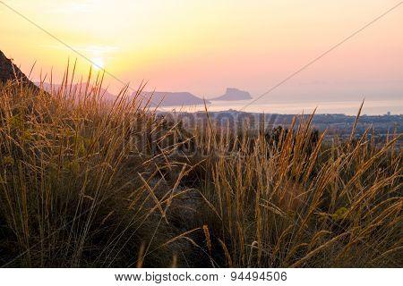 Costa Blanca Sunrise