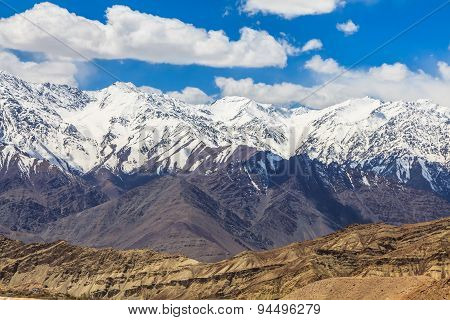 Himalayan Mountain Range