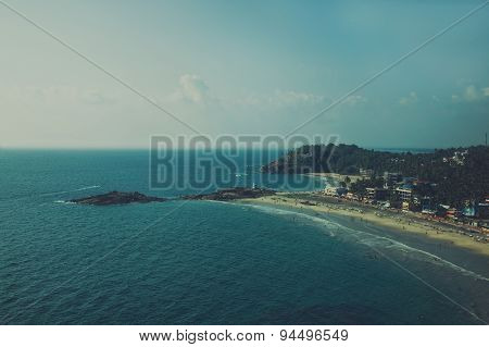 Beach In Kovalam