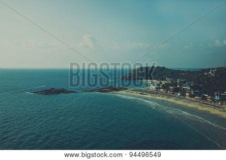 Beach In Kovalam