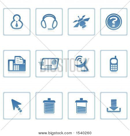 Web Icons : Communication & Internet 1