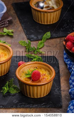Delicious Creme Brulee