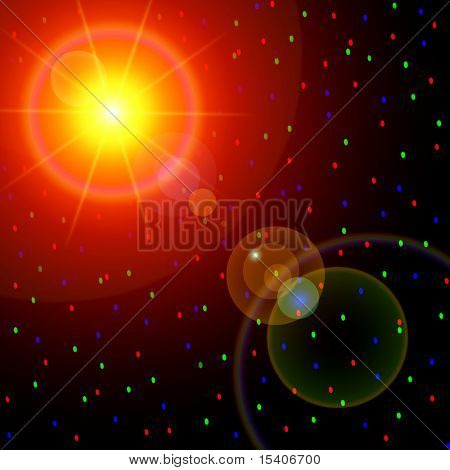 Spectacular Outer Space