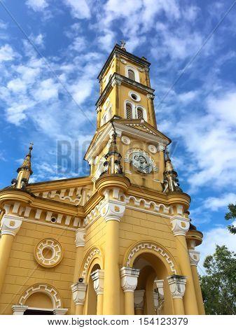 St. Joseph church in Ayuttaya , Thailand