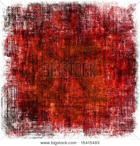 Red  Background Grunge