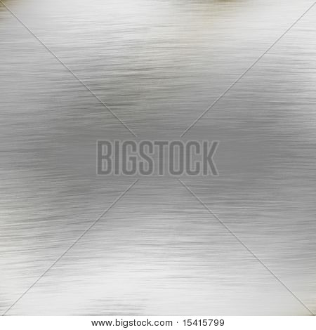 XL Brushed Metal Plate Background