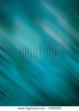 Green Aqua  Blur