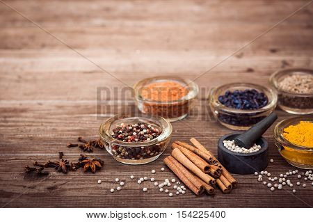 Spices And Condiment For Cooking