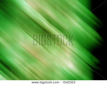 Bright Green Blur