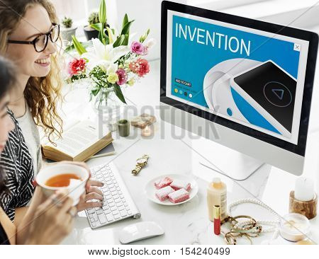 Gadget Invention Technology Innovation Digital Concept