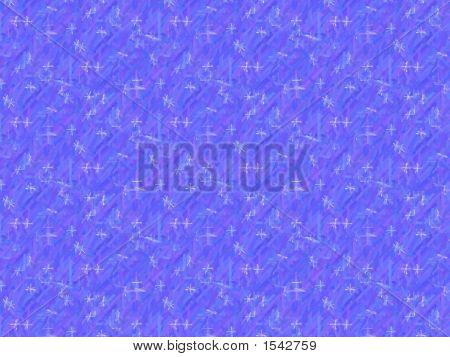 Background Stars Dark Blue