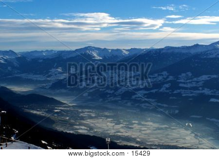 Innsbruck From Top