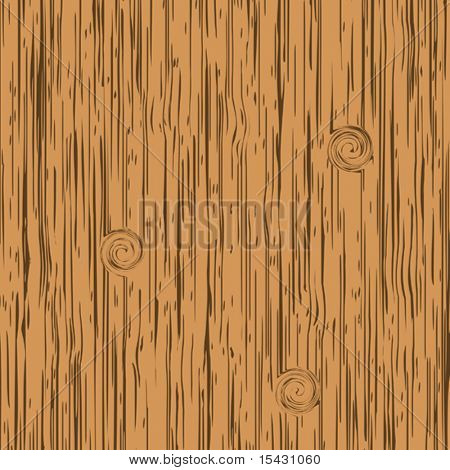 Vector version. Old wood texture as a background for design. Jpeg version is also available