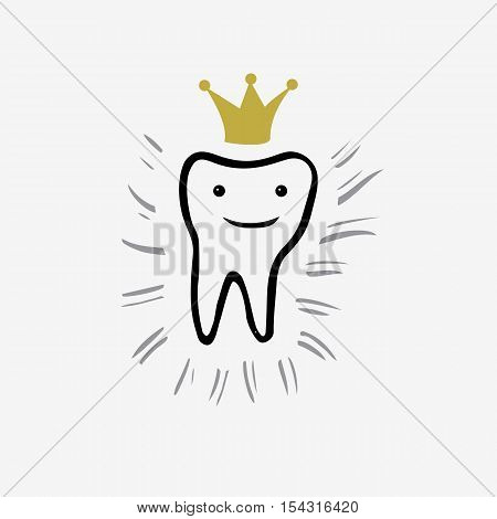 Tooth. Icon vector silhouette. Health medical or doctor and dentist office symbols. Oral care dental dentist office tooth health tooth care clinic. Tooth logo. Tooth icon tooth Icon design.