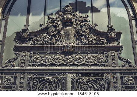 Classic Architectural Detail