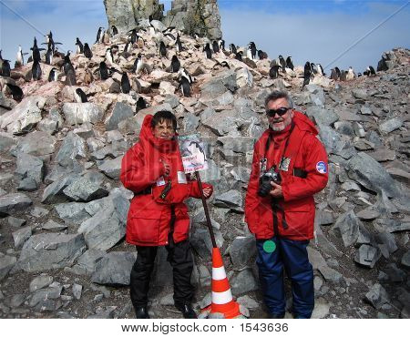 Traveling the Globe: Antarctica