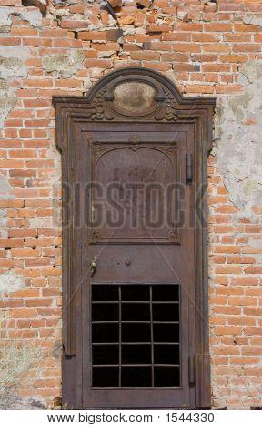 Vault Door In Bodie