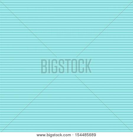 Blue horizontall stripes pattern. Seamless vector illustration.